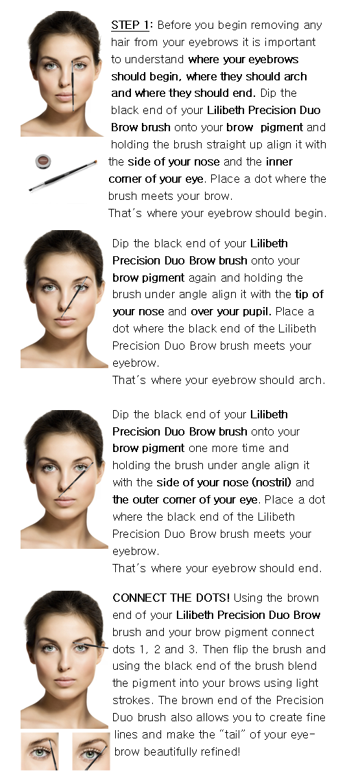 Brow Shaping Lesson